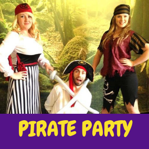 pirate-party-childrens-entertainer Sussex, Surrey, Hampshire, Kent or London