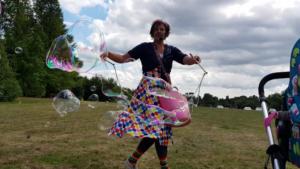 bubble-entertainer