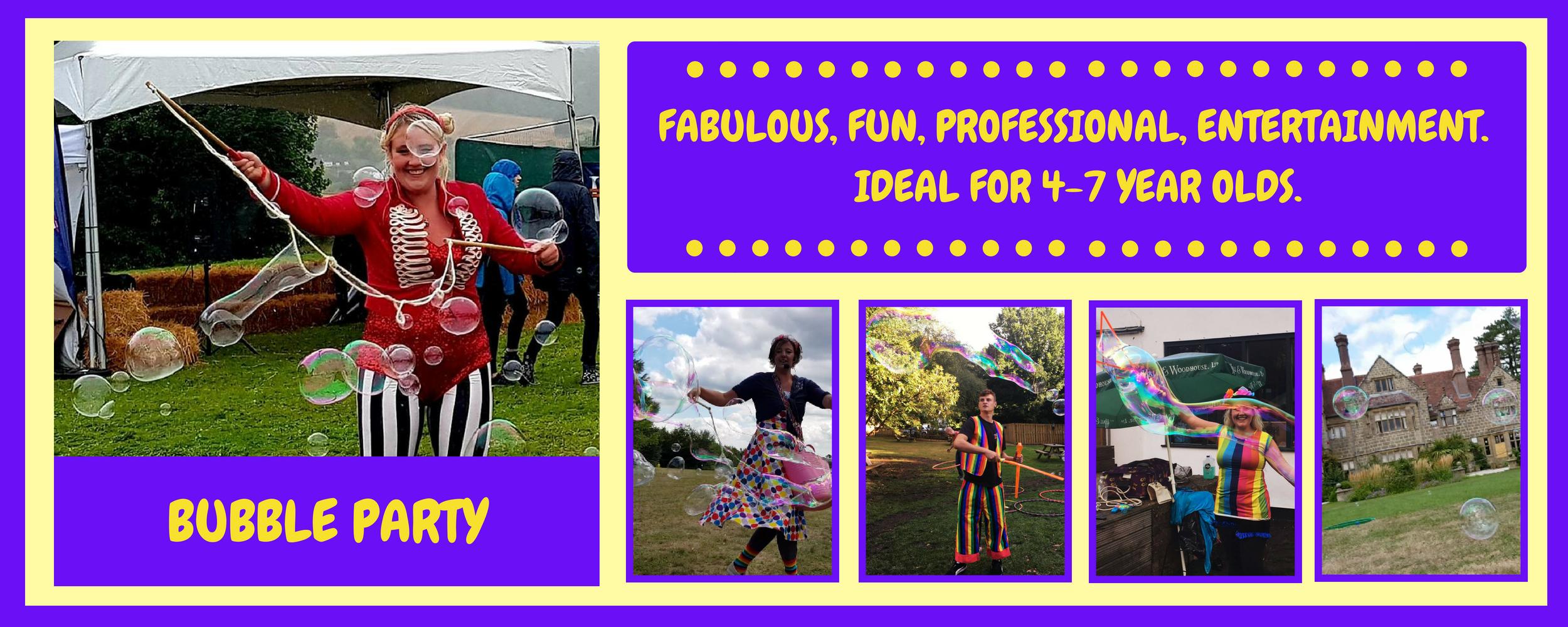 bubble-kids-party-entertainer