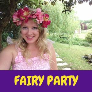 fairy-kids-party-entertainer Sussex, Surrey, Hampshire, Kent or London