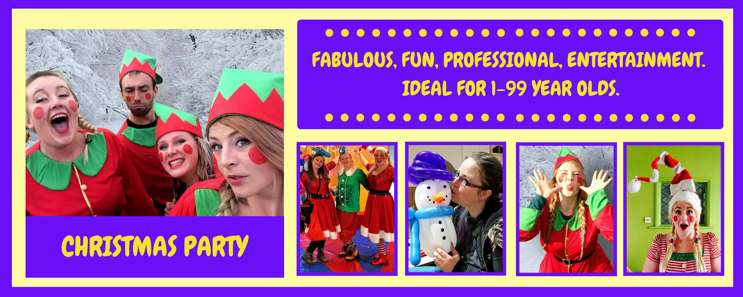 christmas-party-children-entertainer