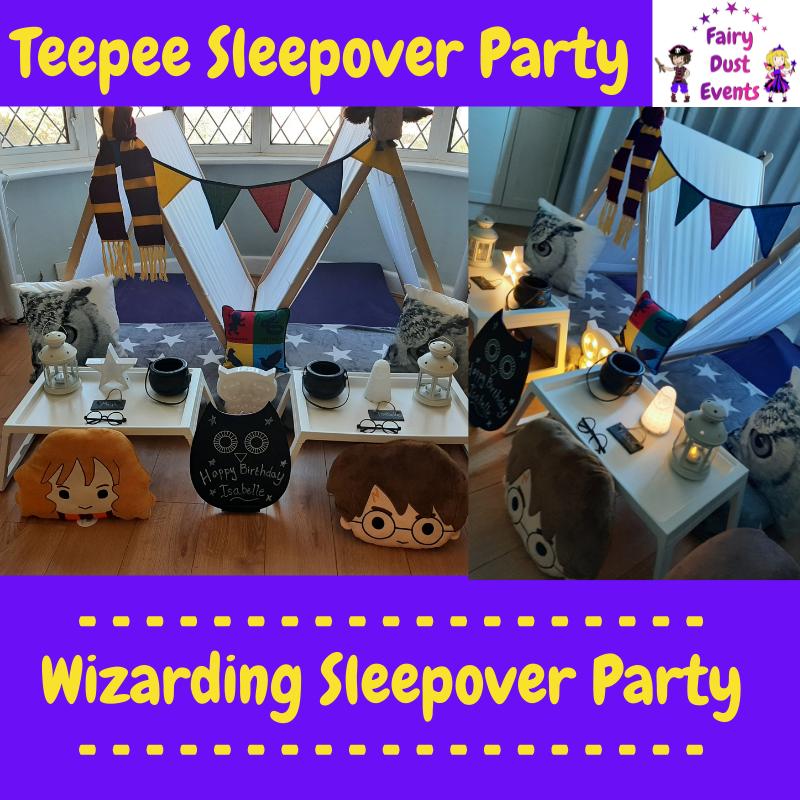 harry-potter-sleepover-teepee-party