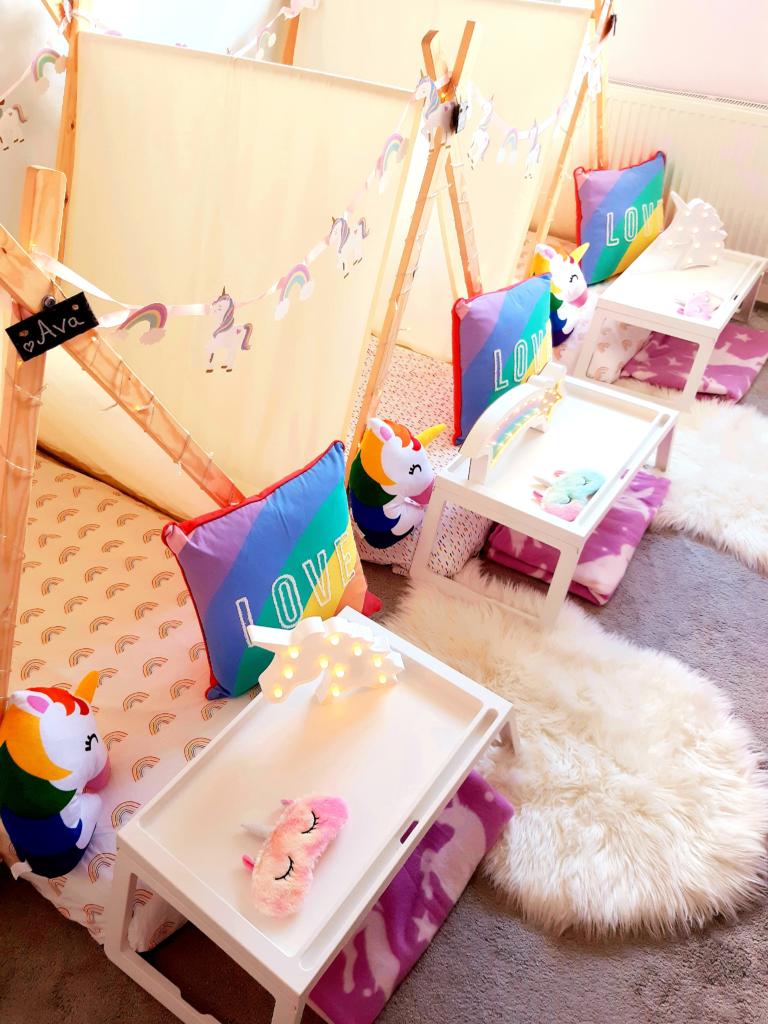 unicorn-sleepover-tipi-tents