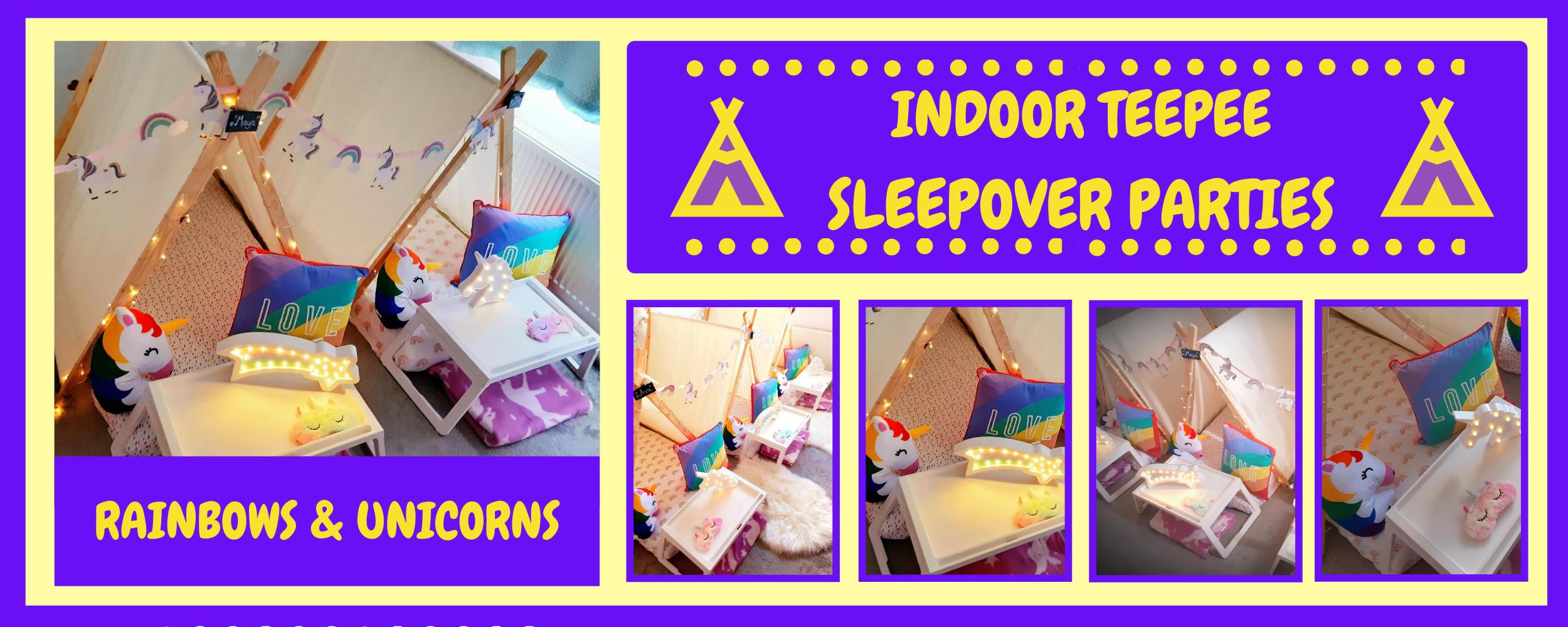 rainbows-and-unicorn-sleepover-party